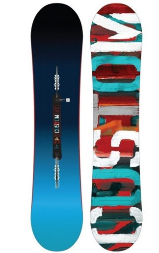 Burton 2017 Custom Smalls snowboard-0